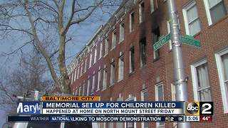 Two children killed in West Baltimore fire - Video