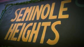 "New mural a ""thank you"" to Seminole Heights 