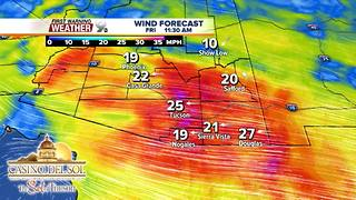 First Warning Weather Thursday July 5, 2018