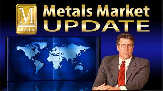 Monex Metals Market Update for August 14 2017  - Video