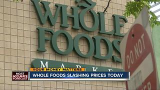 How much Whole Foods could drop their prices - Video