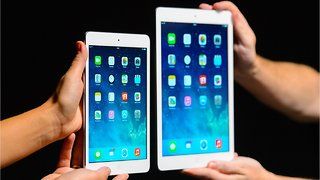 Apple iPad Air Gets New Update