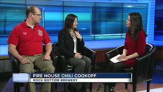Fire House Chili Cook Off! March 24 - Video