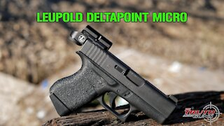 Leupold DeltaPoint Micro : TTAG Range Review