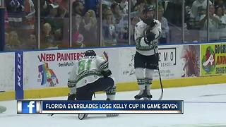 Everblades take heartbreaking loss in Kelly Cup Final