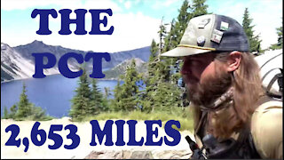 THE PCT_2,653 MILES