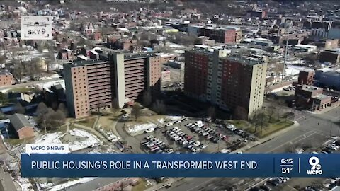 As West End transforms, what role will public housing play?