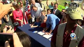 Governor Rick Scott meets with community and business leaders - Video