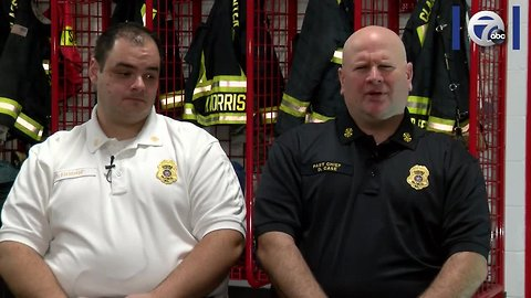 A conversation with Clarence Center firefighters and their memories of 3407