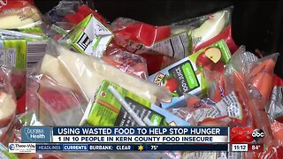 California Health: Kern County fighting problem with hunger using unused food
