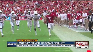 Kyler Murray named Heisman Trophy Finalist