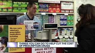 Prescription drug prices rising? Here's how to beat the system - Video