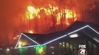 Relief provided in Southern wildfires - Video