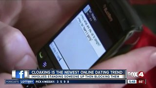 """Cloaking"" a new trend on dating apps"