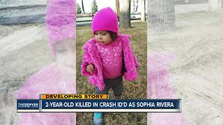 Toddler killed in I-70 crash identifed - Video