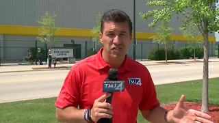 Lance Allen talks Packers' minicamp - Video