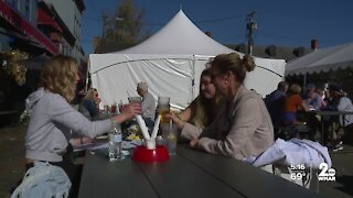 Restaurants hope for good weather to boost business