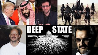 Las Vegas Massacre: The Secret True Story Of The Deep State Plot To Start WW3?