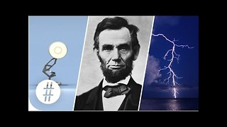 Random Facts About Pixar, Presidents and Lightning - Video