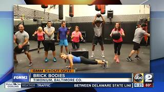 Good morning from Brick Bodies in Timonium! - Video
