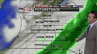 Dustin's Forecast 11-21 - Video