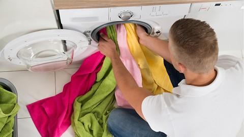 Things You Should Never Put In Your Washing Machine