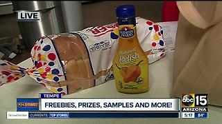 FREEBIES! Food City holding grand reopening, giving away free groceries - Video