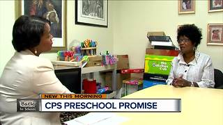 Preschool Promise enrollment is open, offers tuition assistance - Video