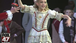 CBT performs The Nutcracker in Holt - Video