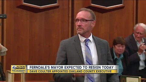 Ferndale mayor expected to resign
