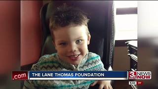 Lane Thomas Foundation honors memory of boy killed at Disney World - Video