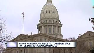 House members who voted for, against defeated Michigan auto insurance bill - Video