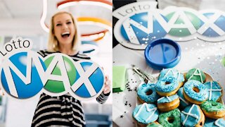 Check Your Tickets Because Someone Won The Lotto Max $70 Million Jackpot Last Night