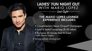 Mario Lopez coming to the Seminole Casino Coconut Creek - Video