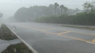 Link between warmer climates and powerful rainstorms - Video