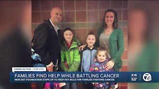 New Day Foundation helps pay bills for families fighting cancer