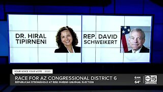 Race for Congressional District 6
