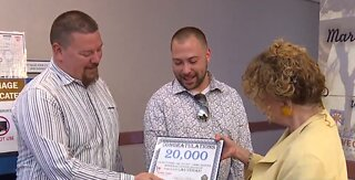 Las Vegas issues 20,000th same-sex marriage license