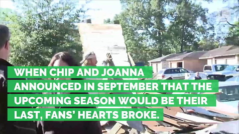 Joanna Gaines Shares Letter to Fans as 'Fixer Upper' Final Episode Airs