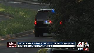 Man found shot to death in car in KCMO - Video