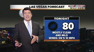 13 First Alert Weather for Aug. 17 - Video