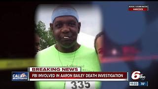 FBI opens investigation into IMPD for Aaron Bailey shooting for possible Civil Rights violations - Video