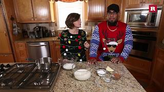 Elissa the Mom makes Tyson's favorite chocolate pudding Elissa the Mom - Video