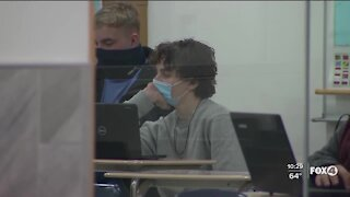 Lee County school district to review CDC policies