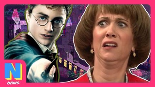 Harry Potter MISSING from His Own Mobile Game, Kristen Wiig Wonder Woman Villain! | NerdWire News - Video