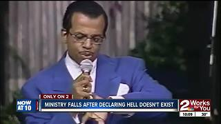 Ministry falls after declaring Hell doesn't exist - Video