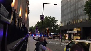 Security Alert Prompts Evacuation of London's Euston Station - Video