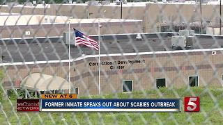 Former Inmate Talks About Scabies, CoreCivic's Response - Video