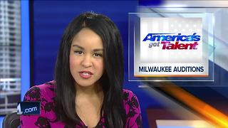 'America's Got Talent' host Milwaukee auditions on Sunday