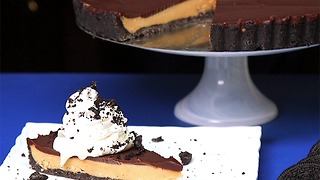 Oreo Peanut Butter Pie - Video